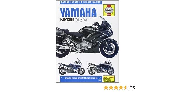 Yamaha Fjr1300 Service And Repair Manual 2001 2013 Haynes Service And Repair Manuals By Matthew Coombs 2013 09 15 Amazon Com Books