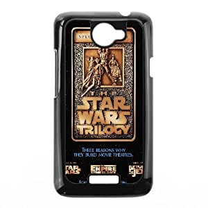 Star Wars Trilogy Poster Movie 3 HTC One X Cell Phone Case Black Gift pjz003_3400825