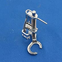 Low Shank Metal Open Toe Free Motion Embriordery Quilting Darning Foot FIT BROTHER JANOME SINGER SEWING MACHINES