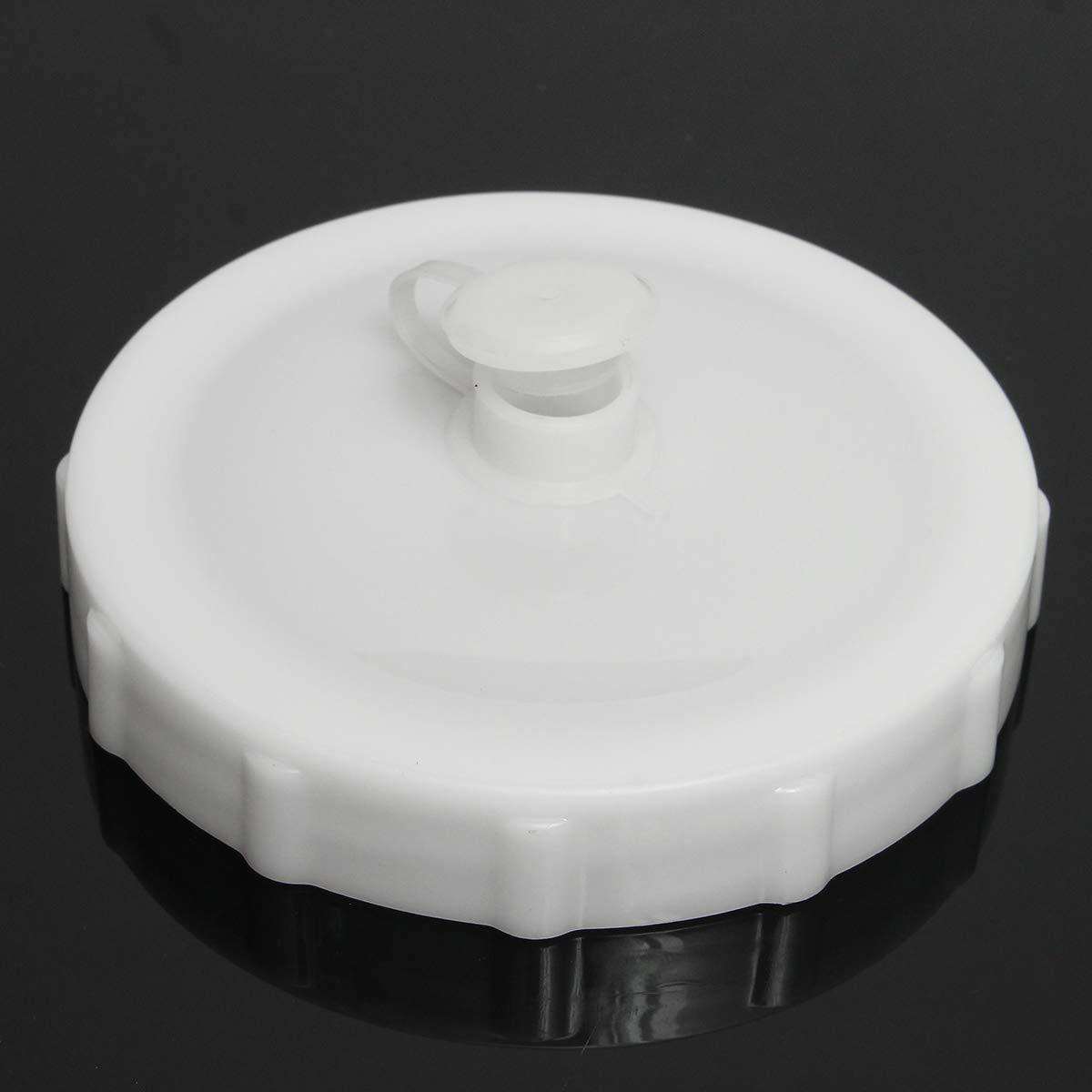 MYAMIA 600Ml Rubber Sprayer Cup Ersatzpot for Devilbiss GTI//Tekna Pro Pri FLG Sprayer