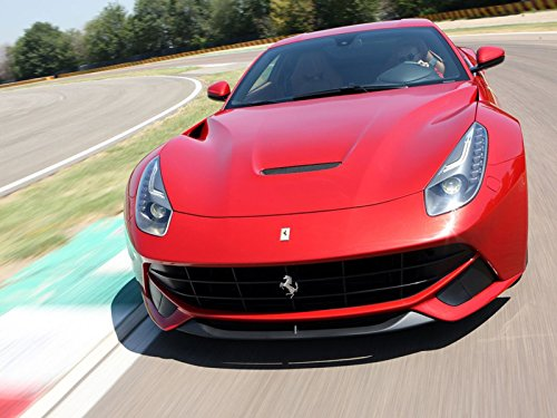 2013 Ferrari F12 Berlinetta: The Grandest Tourer