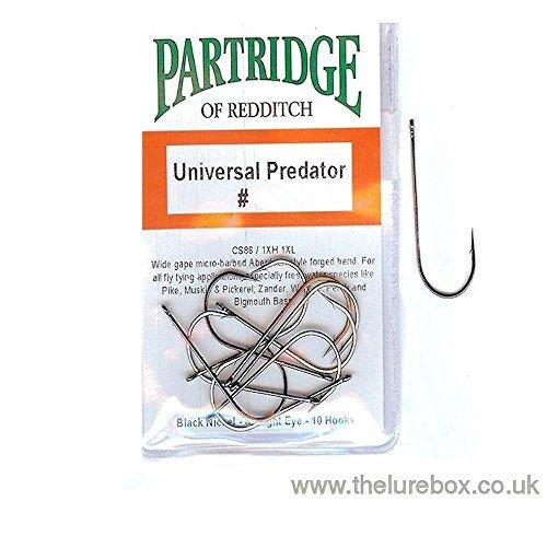Partridge Universal Predator Fly Hook por Partridge