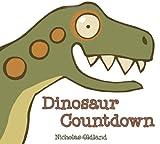 Dinosaur Countdown, Nicholas Oldland, 1554538343