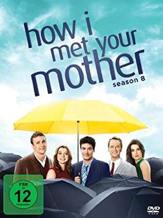 how i met your mother staffel 1-8