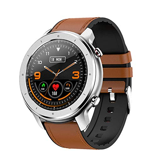 OPTA SB-178 Bluetooth Fitness Watch with IP68 Grade | All Day Heart Rate and Activity Tracking Smart Band for Android & iOS