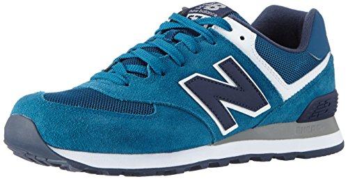 New Balance ML574 D Herren Sneakers Blau (VBB BLUE)