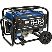 Powerhorse Portable Generator 4000 Surge Watts, 3100 Rated Watts, EPA Compliant