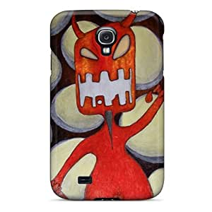 Special Design Back Beast Phone Case Cover For Galaxy S4