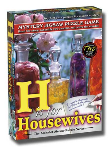 (Alphabet Mystery Puzzle - H Is For Housewives)