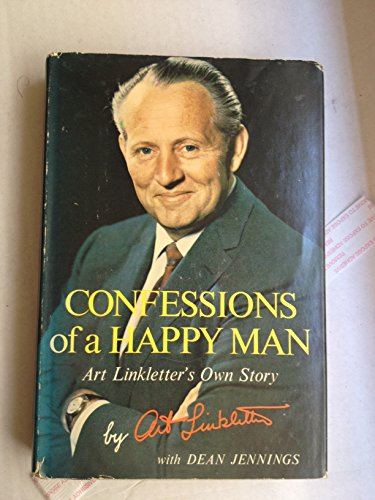 Confessions of a happy man,