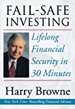 Fail-Safe Investing, Harry Browne, 031226321X
