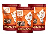 Date Lady Organic Dates (3 Bags)