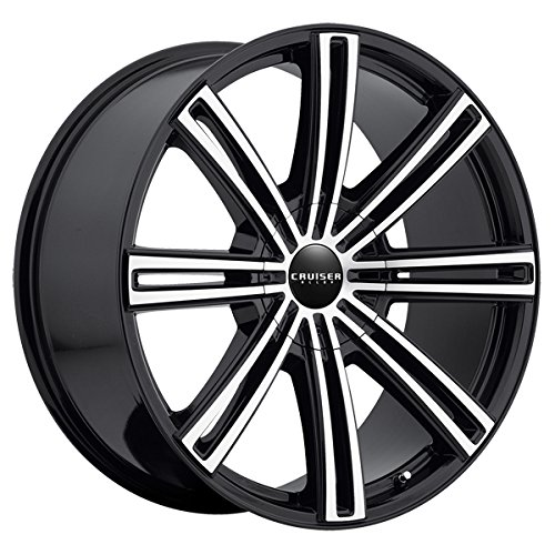 Cruiser Alloy 916MB OBSESSION Wheel with Machined Finish (18x7.5
