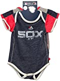 Chicago White Sox Vintage Baby / Infant Go Team 2 Piece Creeper Set