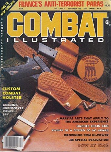Combat Illustrated Magazine (December -