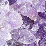Crystal Allies 3 Pound Bulk Rough Amethyst Reiki