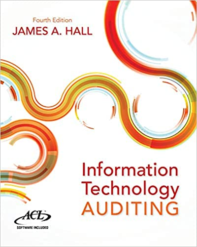 Information Technology Auditing 9781133949886