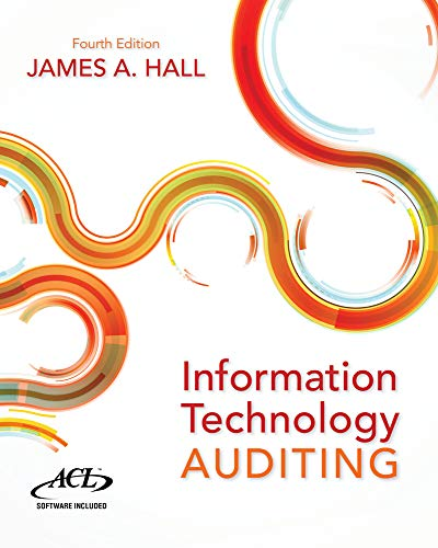 Which are the best information technology auditing 4th edition available in 2019?