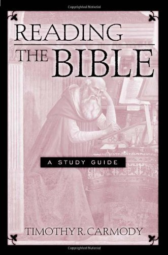 Reading the Bible: A Study Guide - Family Bible Reading