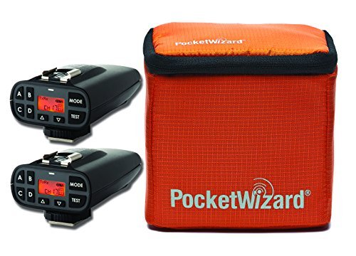 PocketWizard Plus IV Bonus Bundle 3, Includes 2x Transceiver and Case by PocketWizard