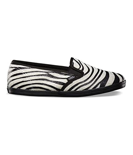 zebra vans shoes