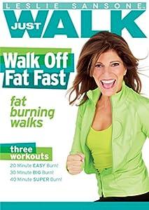 Leslie Sansone: Walk Off Fat Fast by ANCHOR BAY