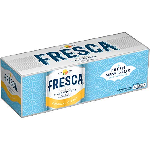 Fresca Citrus Soda, 12 Ounce ,12 Count