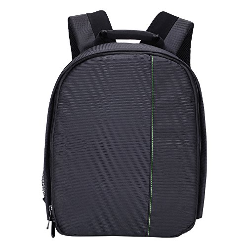 Professional camera Backpack Waterproof for DSLR /SLR Cameras (Canon , Nikon , Sony and etc ) , Tripods , Flashes, Lenses and Accessories #A1705 Green
