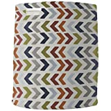 Pehr Designs Berkeley Collection Multi Arrows Hamper by Pehr Designs