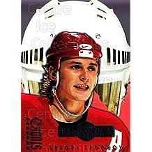 Sergei Fedorov Hockey Card 1997-98 Studio Hard Hats #21 Sergei Fedorov