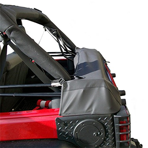 Rugged Ridge 12104.51 Black Diamond Soft Top Storage Boot