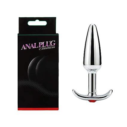 Keepart - Dilatador anal de acero inoxidable con forma de T ...