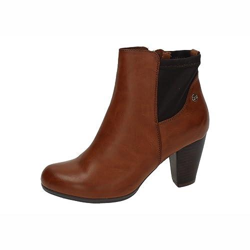 XTI 047329 BOTÍN DE MUJER 047329 Sintético Mujer: Amazon.es: Zapatos y complementos