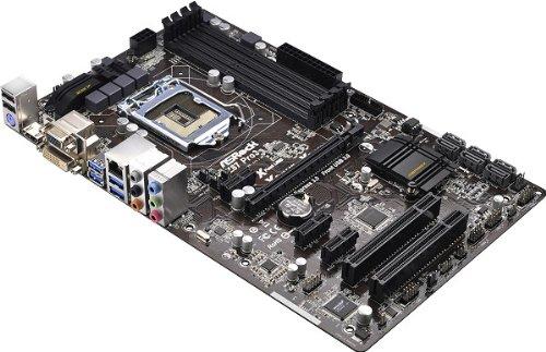 ASRock LGA1150/Intel Z87/DDR3/SATA3 and USB 3.0/A&GbE/ATX Motherboard Z87 PRO3