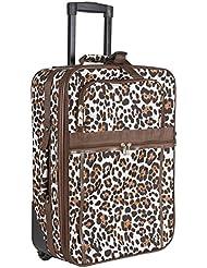Animal Print Carry On Luggage