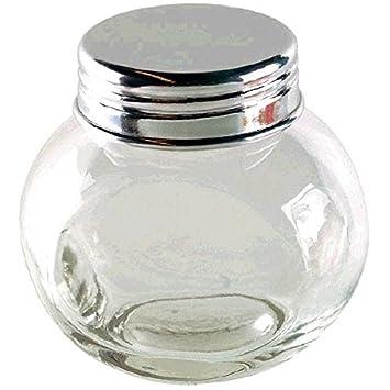 12 pieces Amscan 340314 Glass Cruets Clear