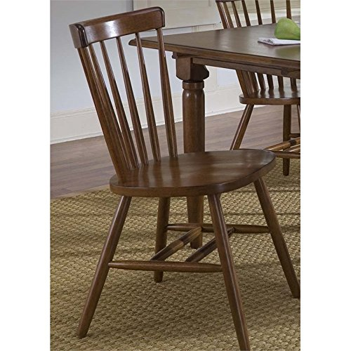 Liberty Furniture 38-C50 Creations II Copenhagen Side Chair, 20