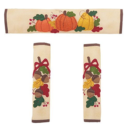Harvest Kitchen Appliance Handle Covers - 3pc