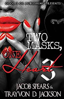 Book Cover: Two Masks One Heart 3