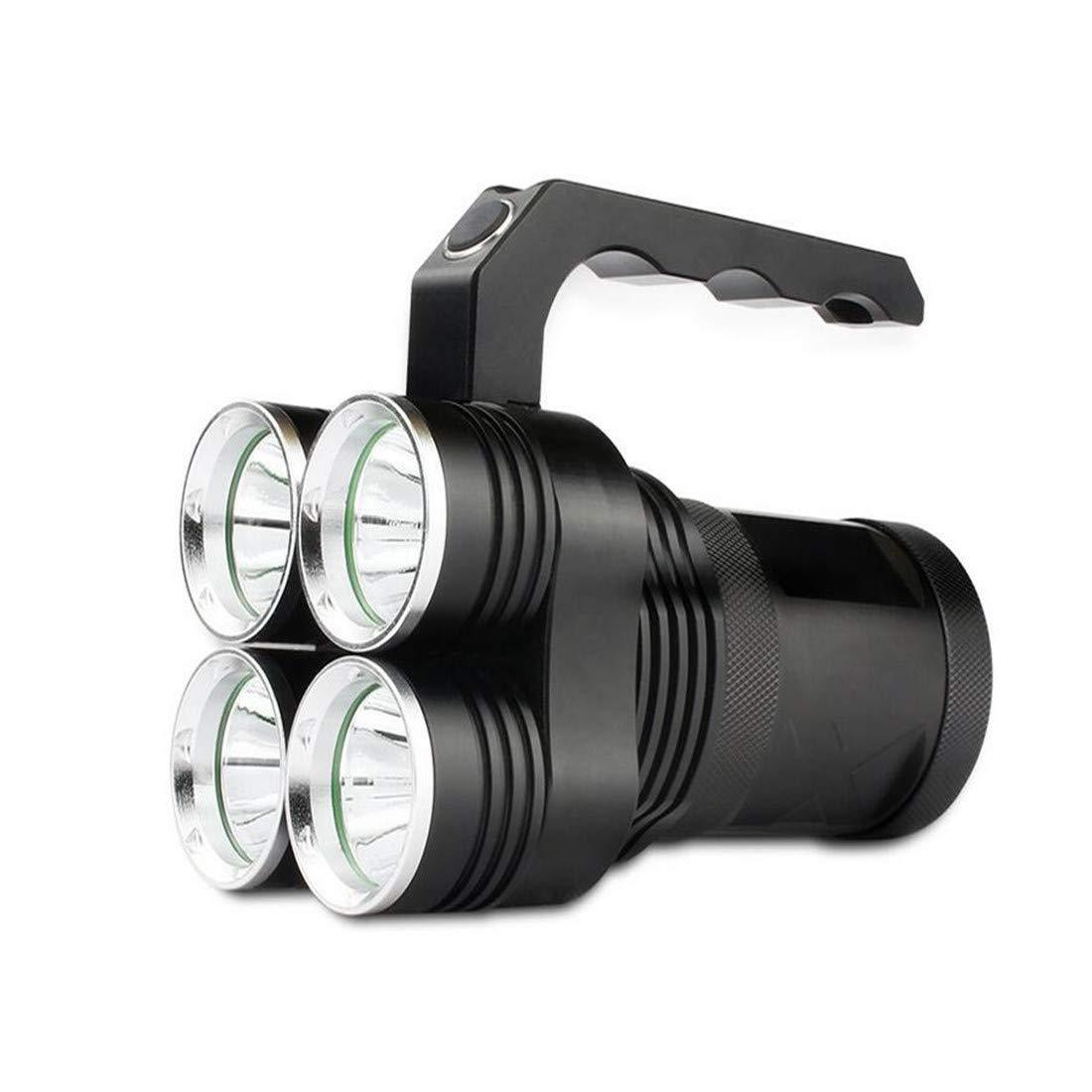 Moderne kronleuchter scheinwerfer 1000 lumen xml-t6 led tragbare scheinwerfer blendung aluminiumlegierung notfall taschenlampe taschenlampe