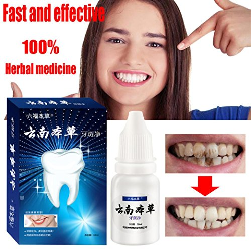 Yeefant 1PCS 10 ML Natural Toothpaste Hygiene Whitening Effe
