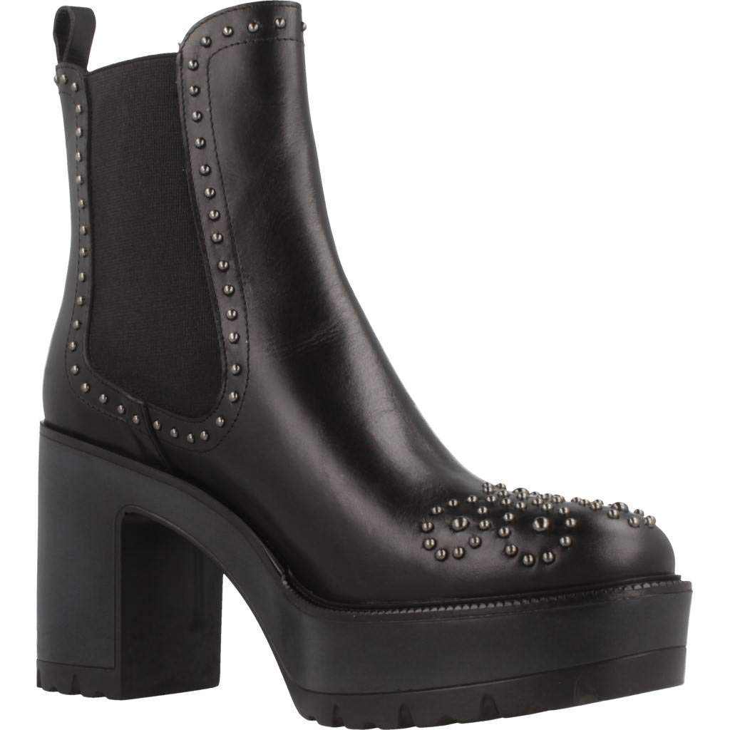 Pons Quintana Stiefelleten Stiefel Damen, Farbe Schwarz, Marke, Modell Stiefelleten Stiefelleten Stiefelleten Stiefel Damen 7205 P04 Schwarz b426b4