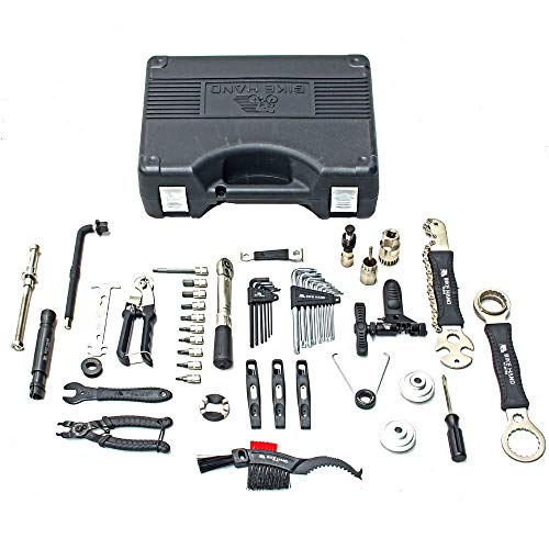 - Bikehand Bike Bicycle Repair Tool Kit with Torque Wrench