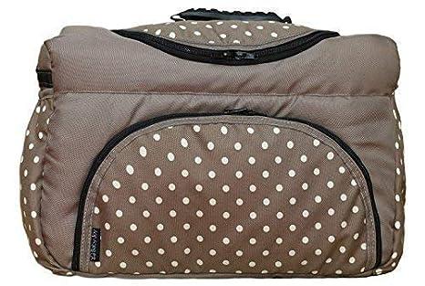 TP-46 bolsa cambiador con accesorios bolsa de la compra bolsa de viaje PIA de