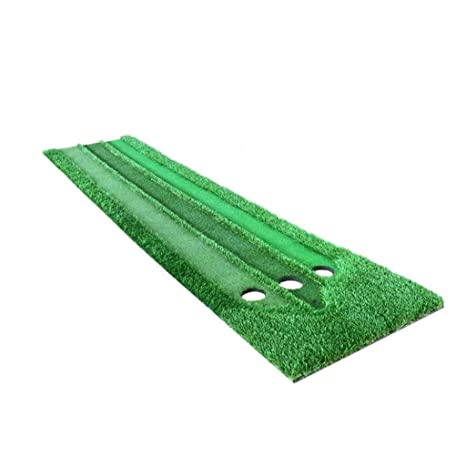 Amazon.com: CS-LJ Golf Practice Blanket, Three-Grass Putter ...
