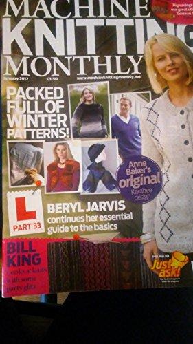 - Machine Knitting Monthly Magazine January 2012