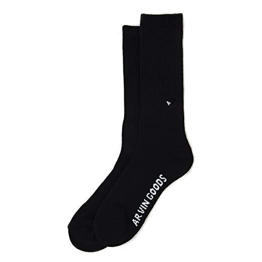 Arvin Goods The Gym Sock Putting Sustainability First 100% Upcycled Materials by Arvin Goods