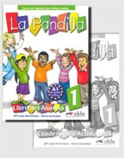 Amazon chicos chicas 1 libro de ejercicios spanish edition la pandilla pack libro del alumno cuaderno de actividades curso de espanol para fandeluxe Gallery