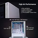 Lian Li Mid-Tower Chassis ATX Computer Case PC
