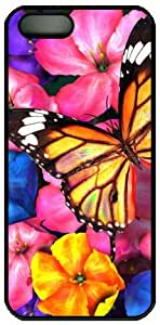 Butterfly Theme Iphone 5 5S Case